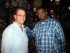 Patrice with Jim Thomas: I saw Patrice at the Off The Hook Comedy Club in Marco Island, Florida on Saturday, May 14, 2011 - the late show. Here's a pic of me and him from that night. Stalked the stage like a champ and had contempt for everything and everyone, laughing his way through it.   Only about 100 folks there, but he destroyed.