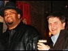 Michael McDonald with Patrice: Great idea, thanks for keeping it going. Can't remember when, but he was there with Ant. Couldn't have been cooler.