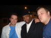 My name is Russ Williamson and I had the honor of working with Patrice in Kalamazoo at The Laughing Post. I'm the idiot on the right with my eyes closed. Maybe 2009 or 10.