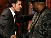 Patrice with Charlie Sheen.  The Charlie Sheen Roast was Patrice's final TV appearance.
