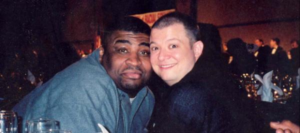 Patrice and Jim Norton
